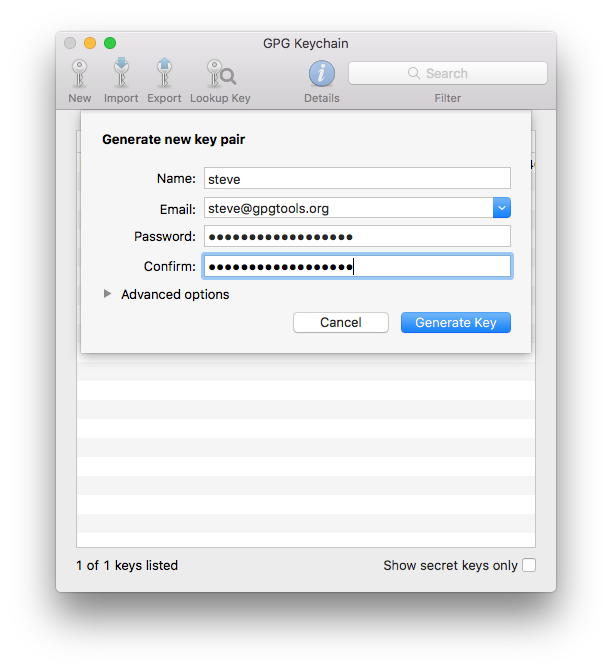 For mac security, communication is key